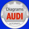 Audi Ersatzteile und Diagramme