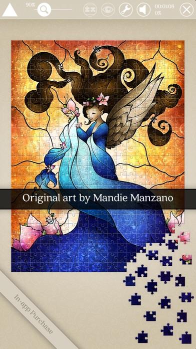 Mandie Manzano головоломки Screenshot