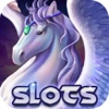 Silver Pegasus Slots PRO: 777 Jackpot Heaven - Crown of Zeus Vegas Slot-Machines