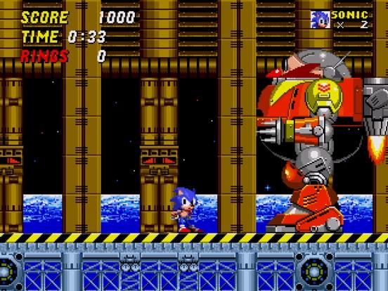 Screenshot #4 for Sonic the Hedgehog 2