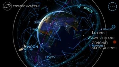 Screenshot #8 for Cosmic-Watch