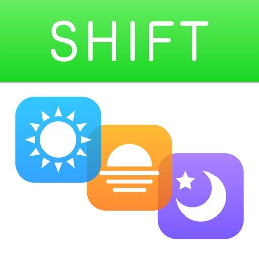 シフト表&給料計算カレンダー:アルバイトにも最適なシフト管理手帳
