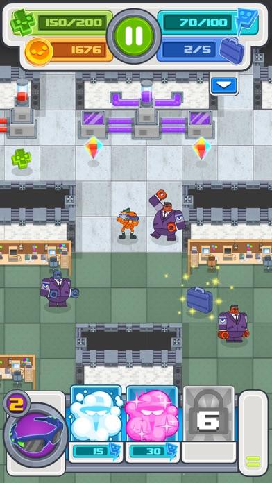 Агент Гамбол — шпионская игра Screenshot