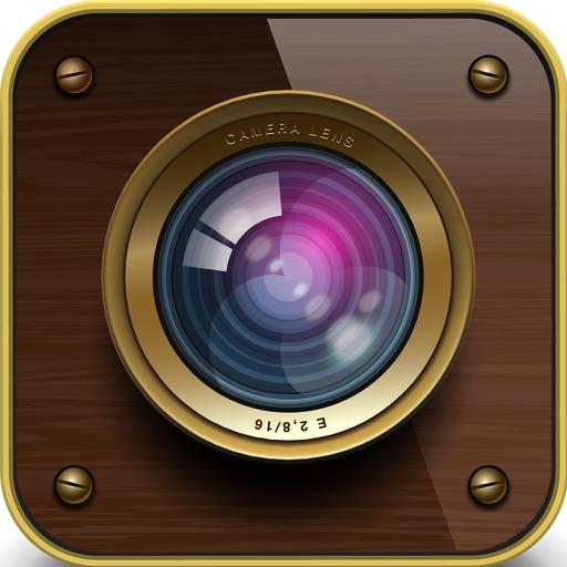 Retro Instant Camera HD iOS App