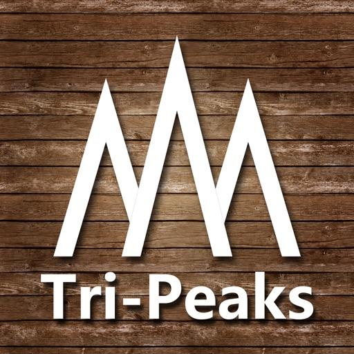 Solitaire Tri-Peaks iOS App