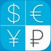 Инстакурс: Витрина валют - анимированные курсы валют