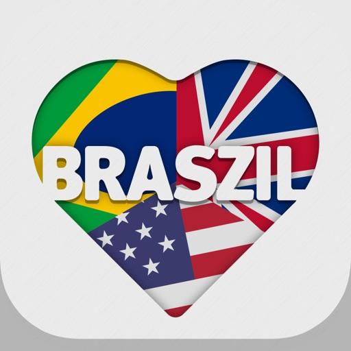 Inglês BRASZIL iOS App