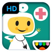 淘卡宝卡:医生HD (Toca Doctor HD)[iPad]