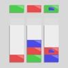 Lines RGB h r block mobile
