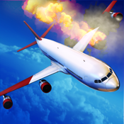 Flight Alert : Impossible Landings Flight Simulator by Fun Games For Free icon