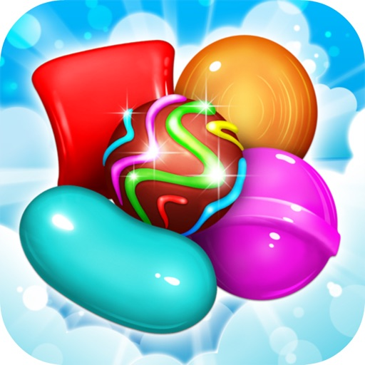 Match 3 Candies Adventure iOS App