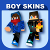 Boy Skins for Minecraft PE (Pocket Edition) - Best Free Skins App for MCPE