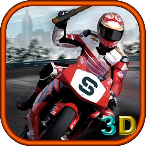 Racing 3D Bike in Drift Car Furious Thumb Highway Road Free