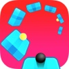 Twist Zigzag - Jumping Ball Crush With Jelly Ball Endless Platform Game Free