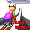 Ski Jump - Winter Games Ski Jumping Game