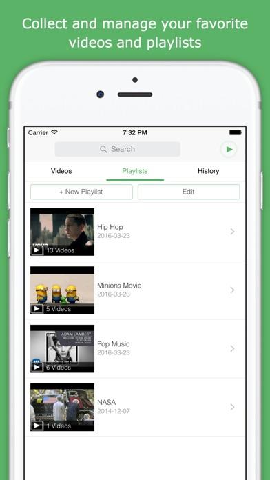 Better Tube - Streaming Music & Videos for YouTube