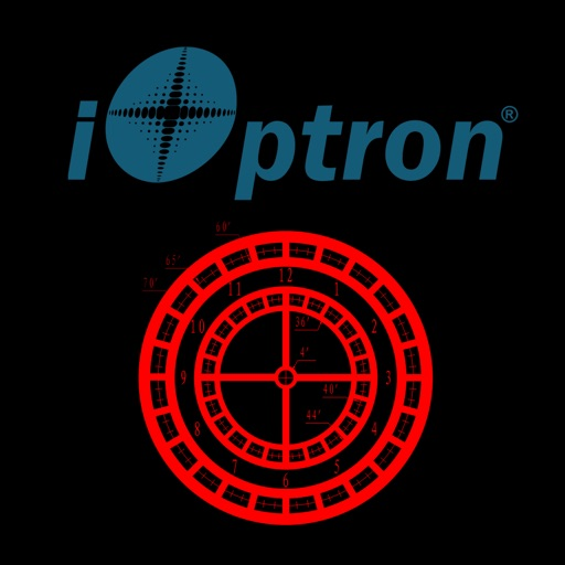 iOptron Polar Scope iOS App