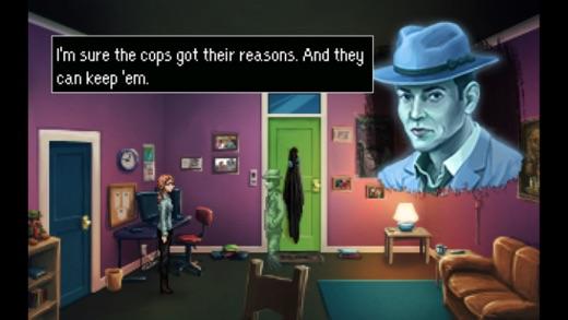 Blackwell 5: Epiphany Screenshot