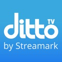 dittoTV - Live TV, Movies, TV Shows and Videos icon