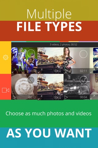 Quick Video Editor Pro - Montage Filters Best tools for video editing perfectly moments screenshot 2