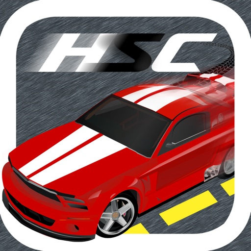 High Speed Car iOS App