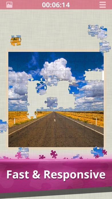 ジグソーパズル Jigsaw Puzzles Realのスクリーンショット2