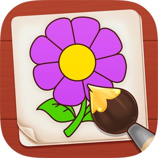 Color me - Flowers Life Prof iOS App