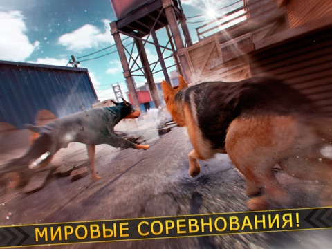 моя собака виртуальный . Бесплатно щенок милый гонка игра для детей для iPad