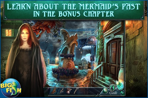 Rite of Passage: The Lost Tides - A Mystery Hidden Object Adventure screenshot 4