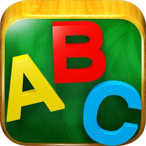 Kids Learn ABC : Alphabet Games Free iOS App