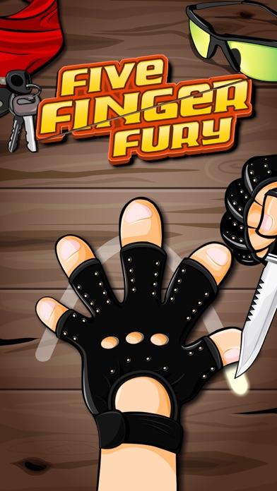 Five Finger Fury Screenshot