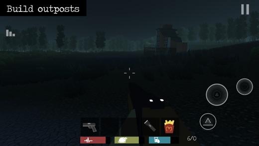 Block Slender-Man 2: The Forest of Soul Harvest Hunter Pocket Edition Screenshot