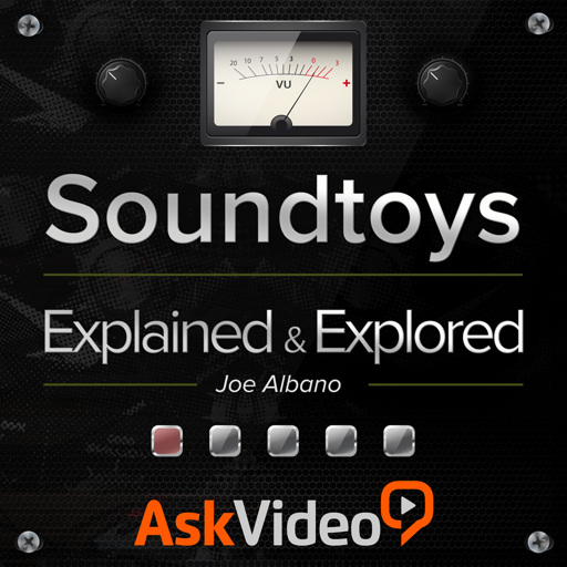 Course For Soundtoys 5