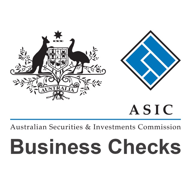 ASIC Business Checks - Apps on Google Play