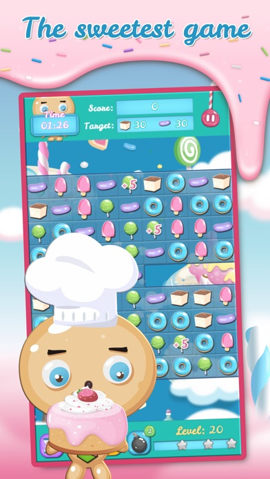 Cookies and Candies Screenshot