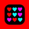 3 Gems Game with Hearts - Free