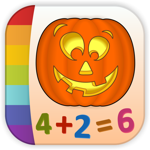 Color by Numbers - Halloween - Free for Mac