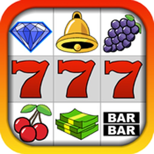 AAA 777 Best Slots FRUITS Icon