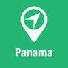 BigGuide Panama Karte + Grundlegend Touristenführer und Offline Stimm-Navigator