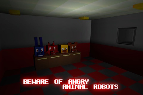 Nights at Scary Pizzeria 3D Full screenshot 2