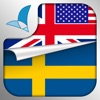 Learn SWEDISH Fast and Easy - Learn to Speak Swedish Language Audio Phrasebook and Dictionary App for Beginners
