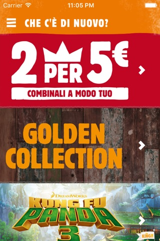 Burger King Italia screenshot 3