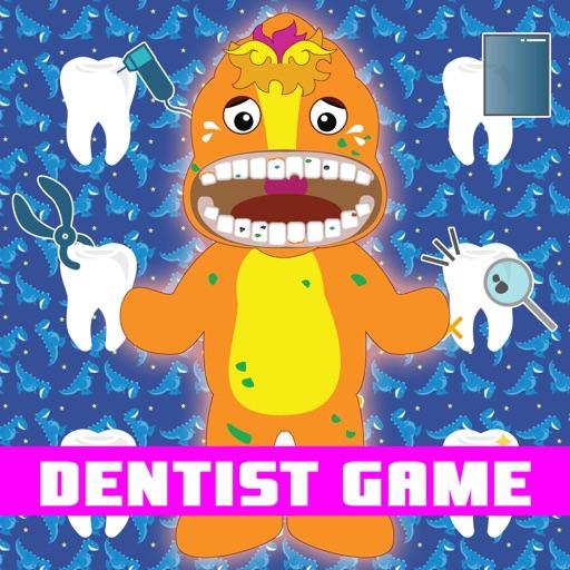 Kids Dentist Game Inside Office For Gabba Edition