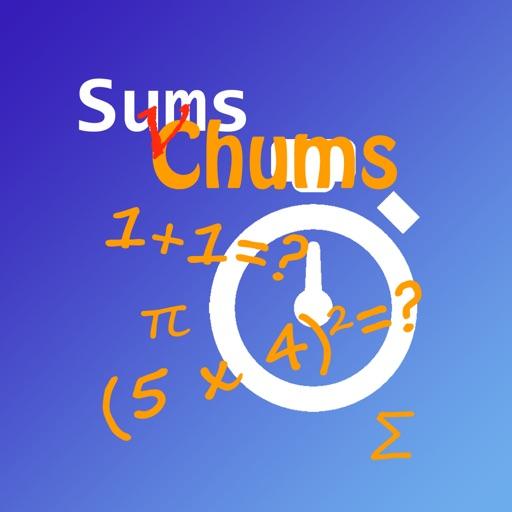 Sums v Chums iOS App