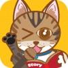 迷你貓貓說故事