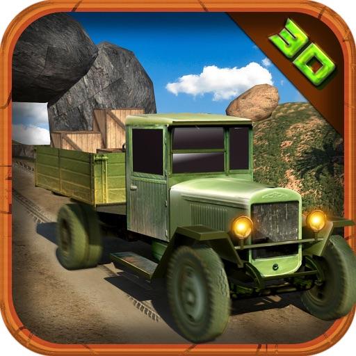 Truck Driver 3D Offroad iOS App