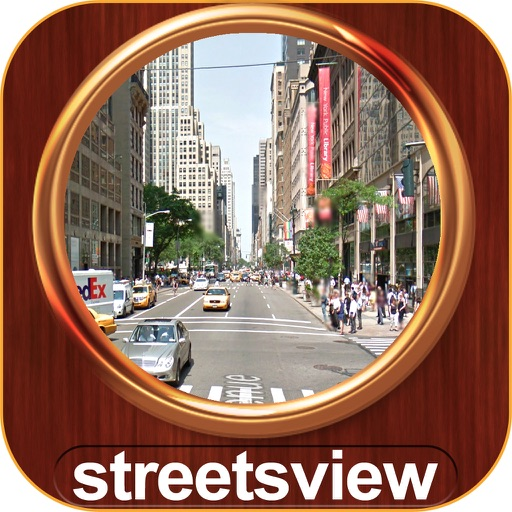 Live Streetsview -View Streets Around You (SAY) with Maps
