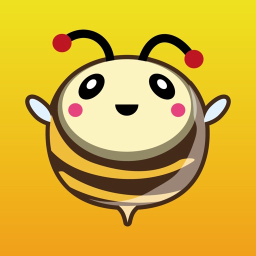 Tumble Bee - Simple, fun and challenging physics game iOS App
