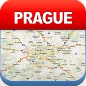Prag Offline Map - Stadt Metro Airport