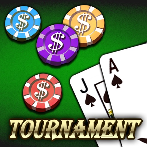 Blackjack Tournament iOS App